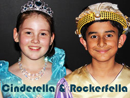 Cinderella and Rockerfella